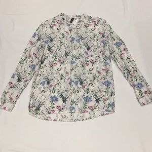 H&M divided long sleeve top size XS